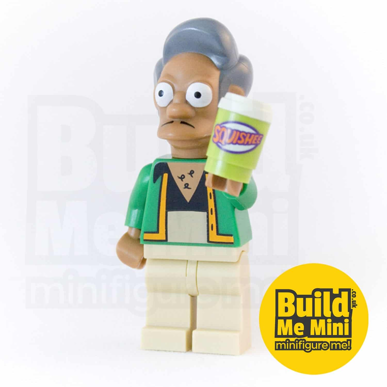 LEGO Simpsons Apu Minifigure