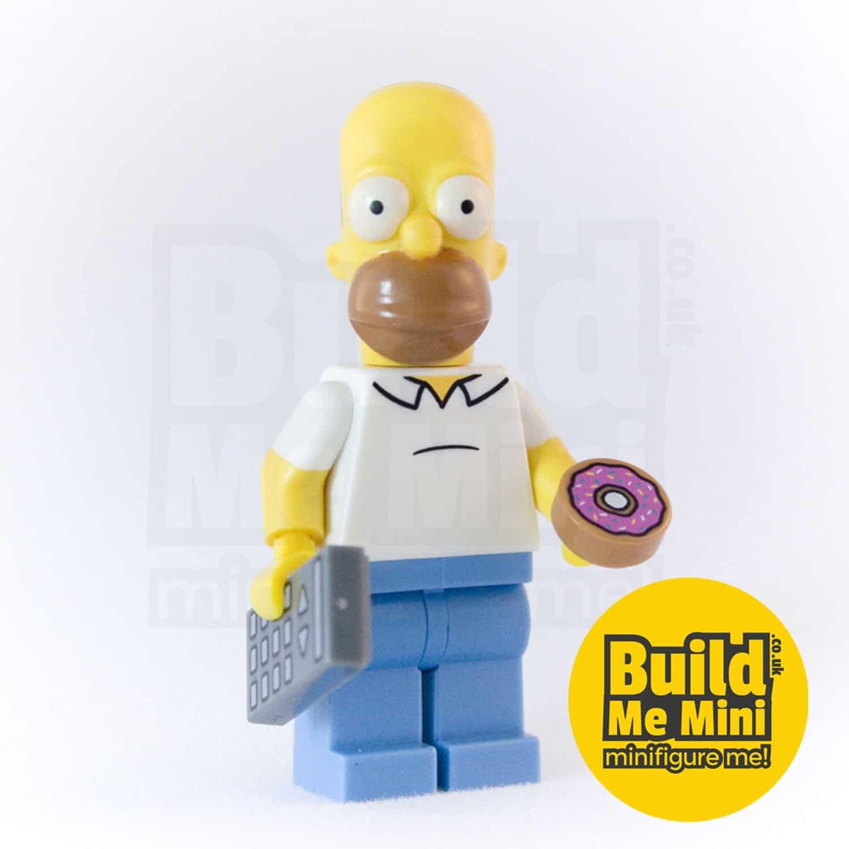 LEGO Homer Simpson Minifigure