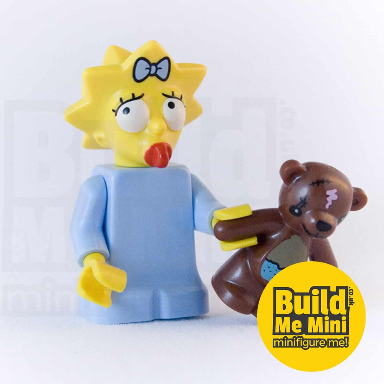 LEGO Simpsons Maggie Simpson Minifigure