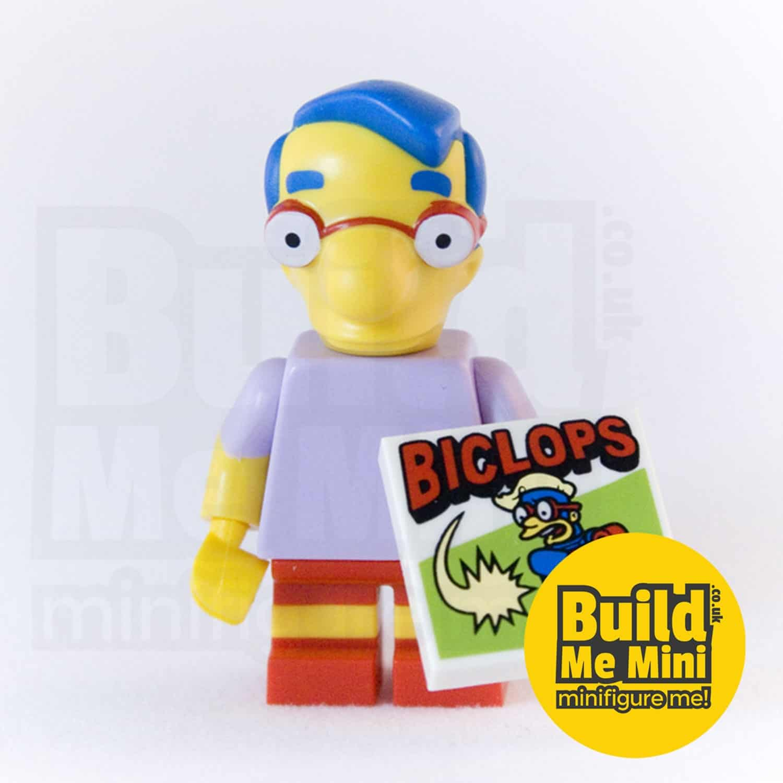 LEGO Simpsons Milhouse Van Houten Minifigure