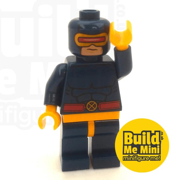 LEGO X-Men Cyclops