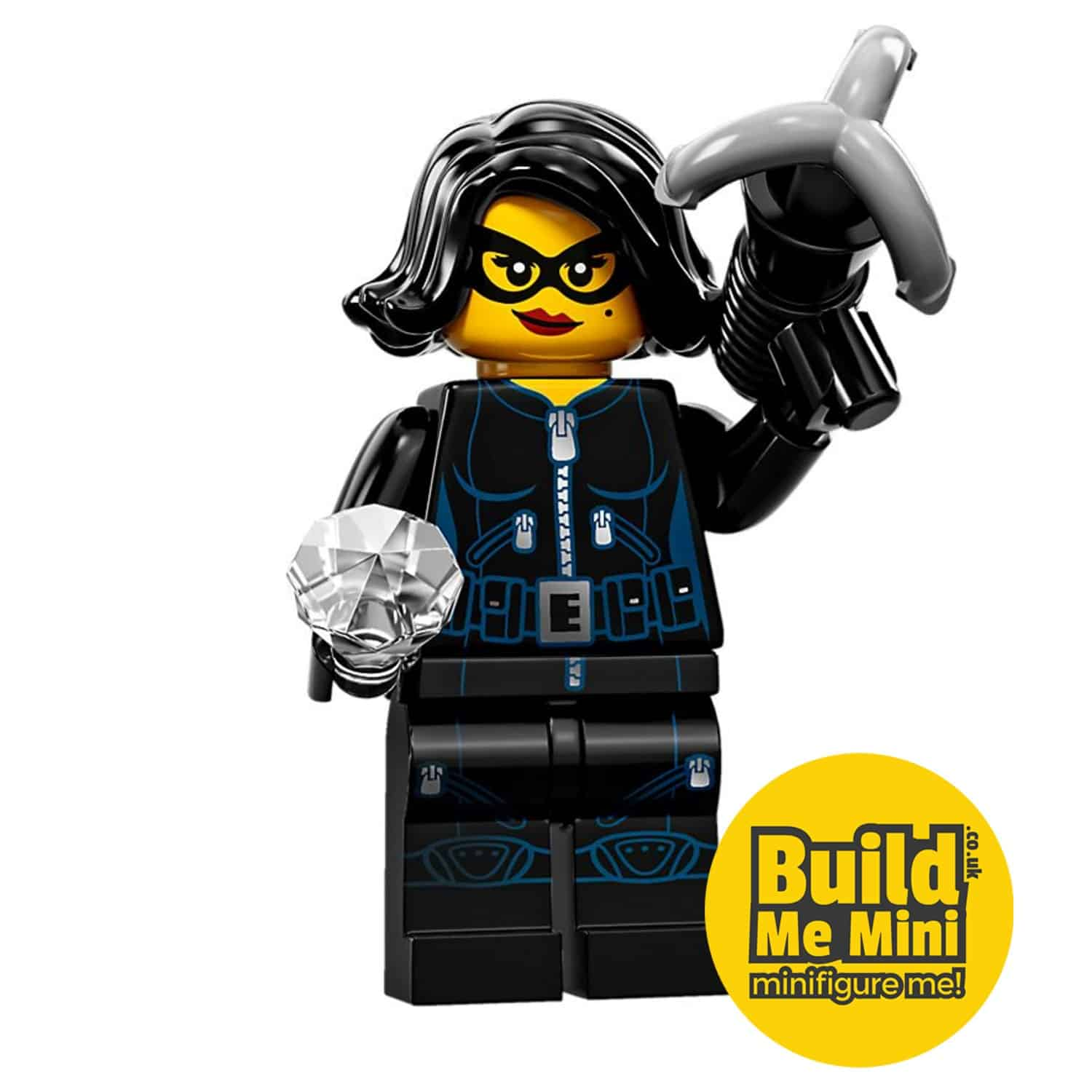 LEGO Jewel Thief Minifigure Series 15