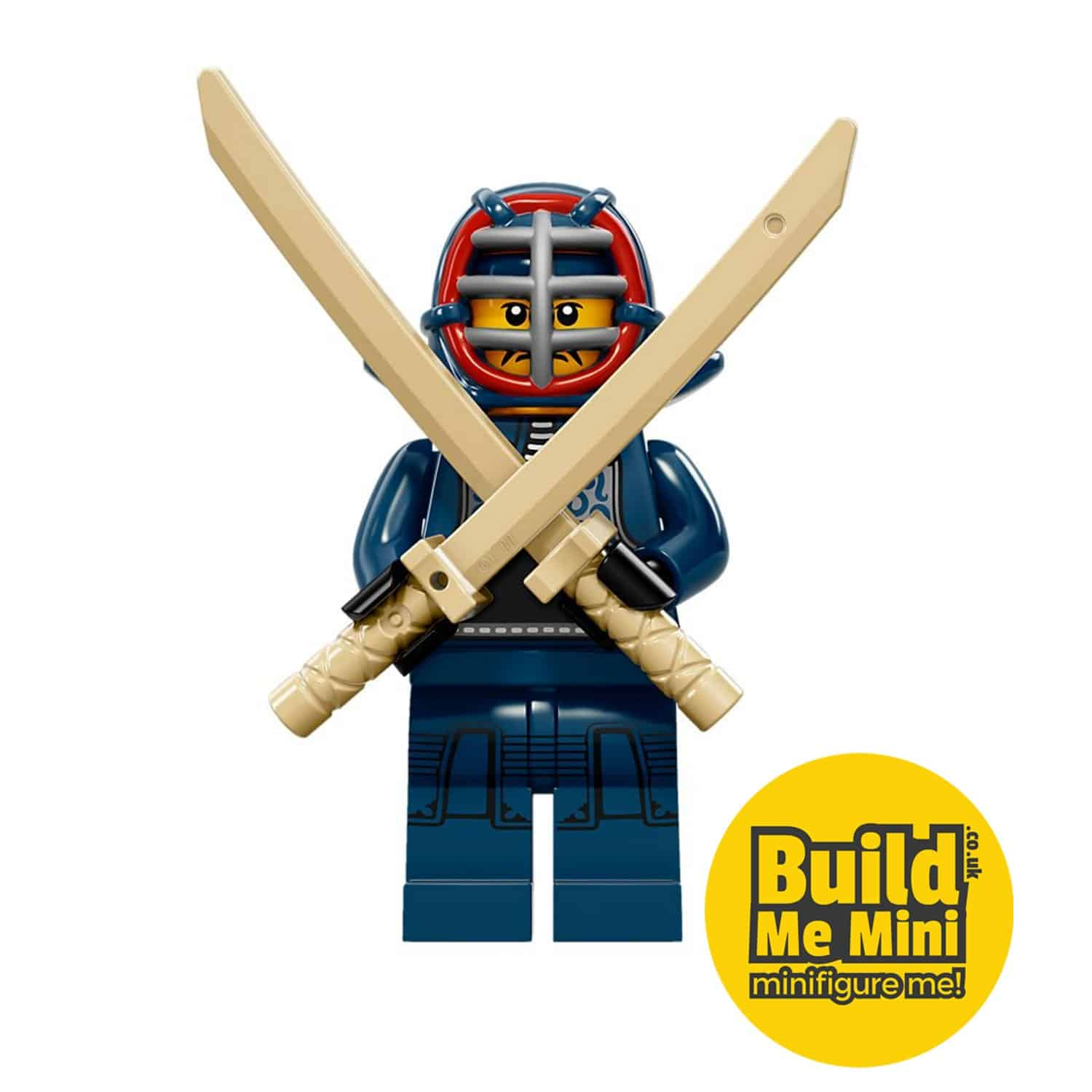 LEGO Samurai Fighter Minifigure Series 15