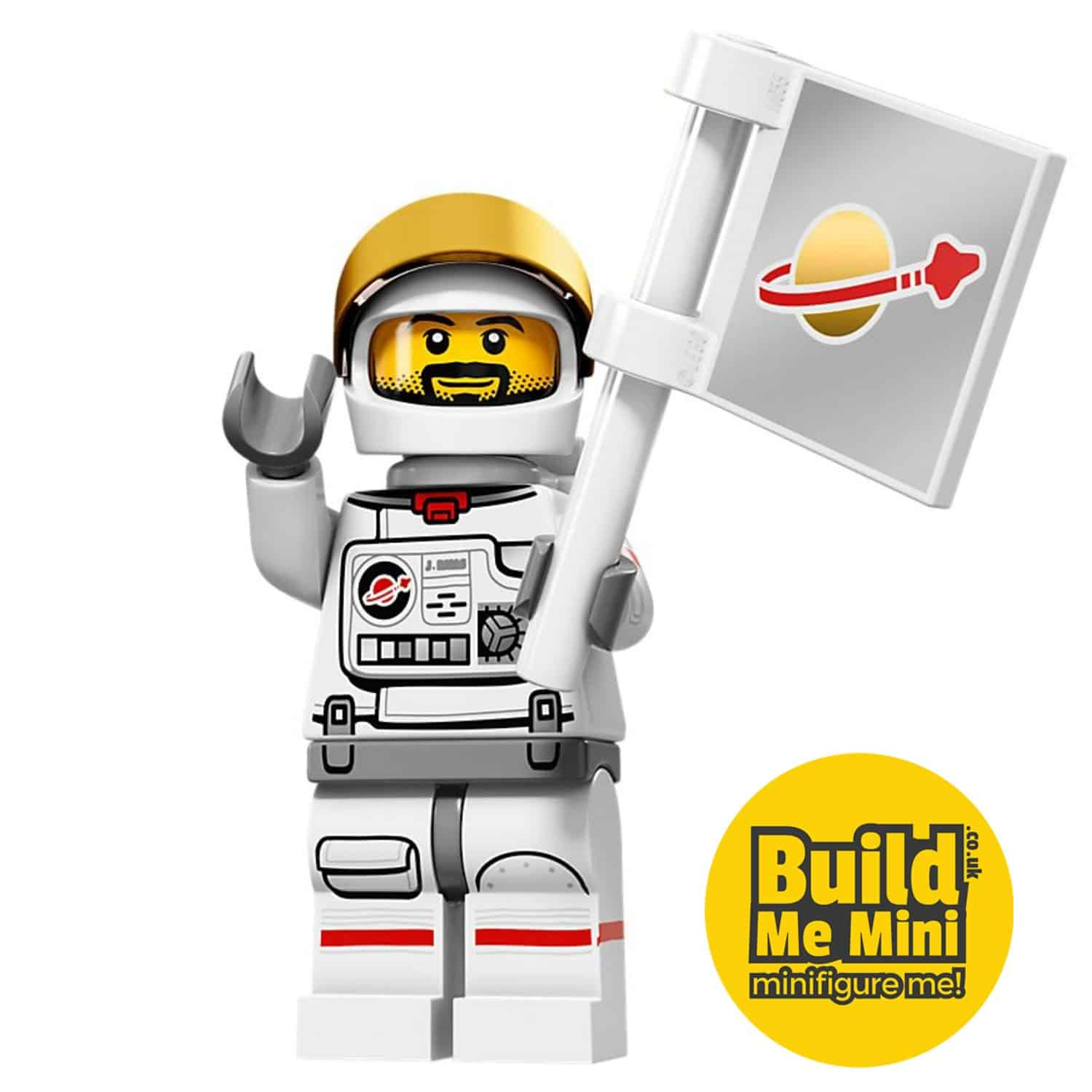 LEGO Spaceman Minifigure Series 15