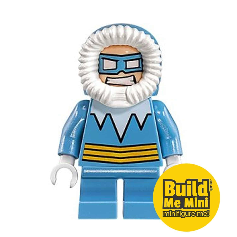 LEGO Captain Cold (short legs) (The Flash)