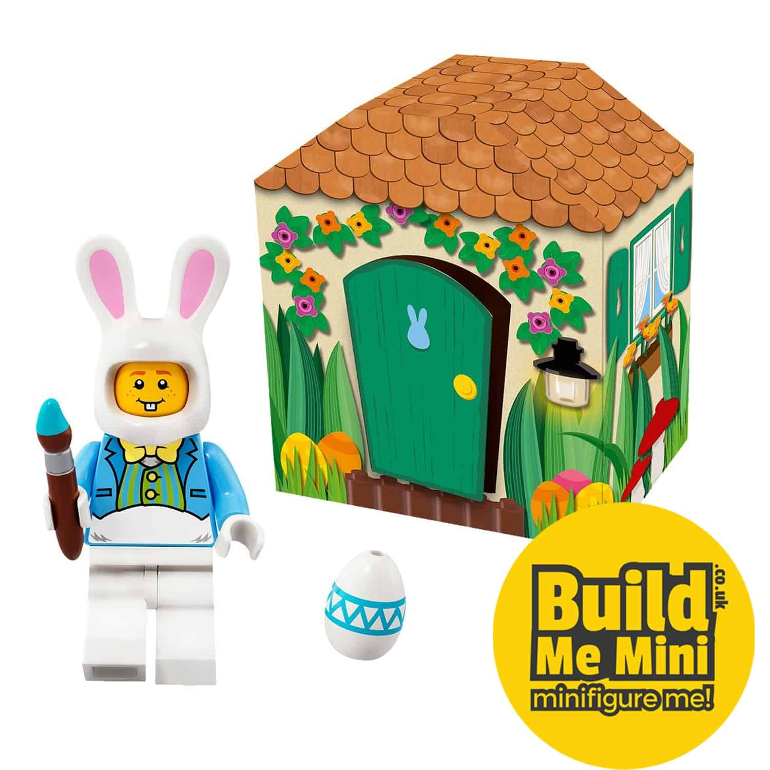 2018 LEGO Easter Set 5005249 Easter Bunny and Egg