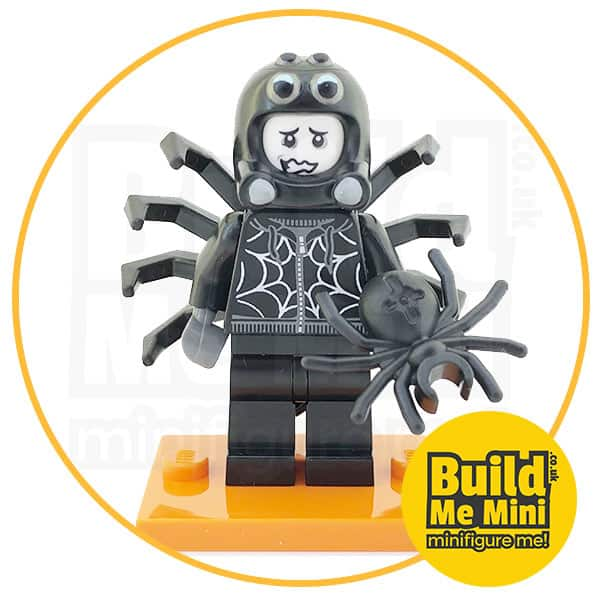 LEGO Series 18 CMF Spider Suit Minifigure