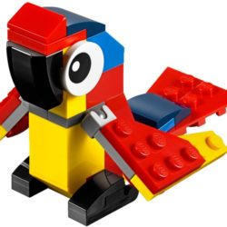 LEGO Set 30472 Creator Parrot Polybag