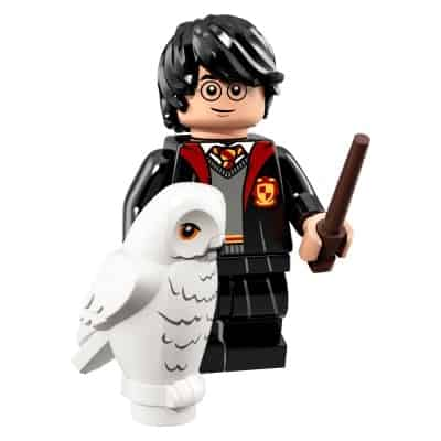 LEGO Minfigures Series Wizarding World Harry Potter Robes (Harry Potter 71022)