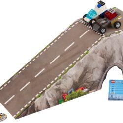 LEGO Set 5004404 City Police Chase - Racing Cars Polybag