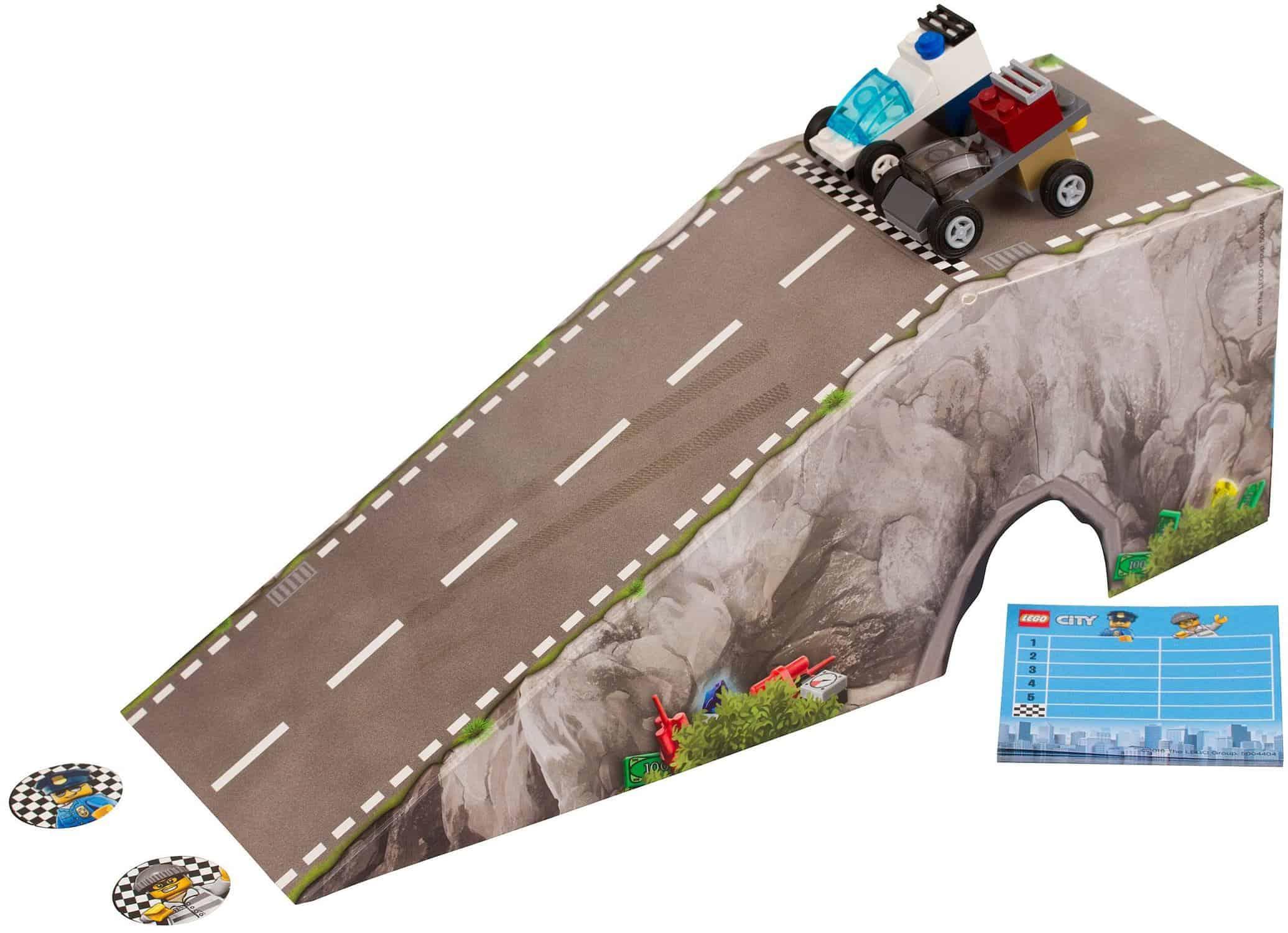 LEGO Set 5004404 City Police Chase – Racing Cars Polybag