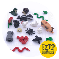 LEGO Minifigure Scale Animal or Pet