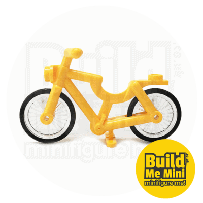 LEGO Minifigure Bicycle (5 colours available)