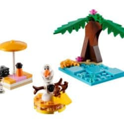 LEGO Set 30397 Disney Princess - Olaf's summertime fun set including Olaf Minifigure Polybag