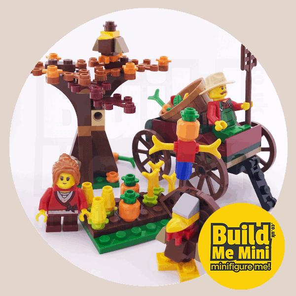 2017 Seasonal LEGO Set 40261 Thanksgiving Harvest
