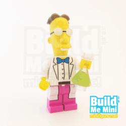 LEGO Simpsons Professor Frink Minifigure