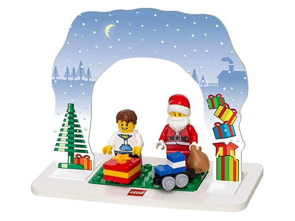 LEGO Set 850939 Santa Christmas Scene ~ New Sealed Box