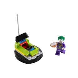 LEGO Set 30303 DC Super Heroes Batman Bumper Car inc Joker Minifigure Polybag