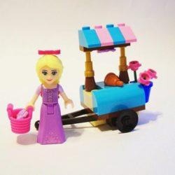 LEGO Set 30116 Disney Princess - Tangled Rapunzel's Market Visit inc Minifigure Set Polybag