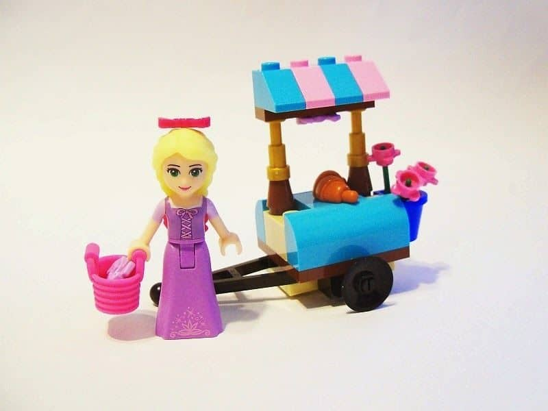LEGO Set 30116 Disney Princess – Tangled Rapunzel's Market Visit inc Minifigure Set Polybag