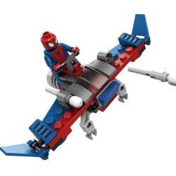 LEGO Set 30302 Marvel Spiderman Glider Minifigure Polybag