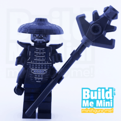 LEGO Ninjago Movie Garmadon Collectible Minifigure Series
