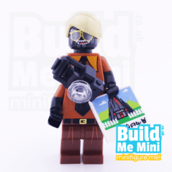 LEGO Ninjago Movie Flashback Garmadon Collectible Minifigure Series