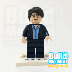 LEGO Euro 2016 German Football Minifigure Series Joachim Low (Manager)