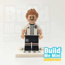 LEGO Euro 2016 German Football Minifigure Series Benedikt Howedes (4)