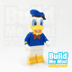 LEGO Disney Donald Duck Minifigure Series 1