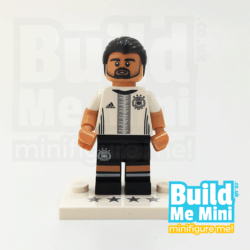 LEGO Euro 2016 German Football Minifigure Series Sami Khedira (6)