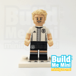 LEGO Euro 2016 German Football Minifigure Series Andre Schurrle (9)
