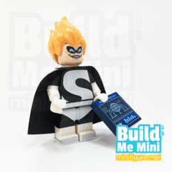 LEGO Disney The Incredibles Syndrome Minifigure Series 1