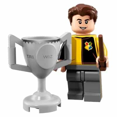 LEGO Minifigures Series Wizarding World Cedric Diggory (Harry Potter 71022)