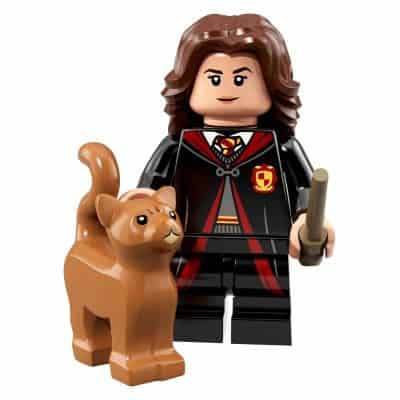 LEGO Minifigures Series Wizarding World Hermione Granger Hogwarts Robes (Harry Potter 71022)