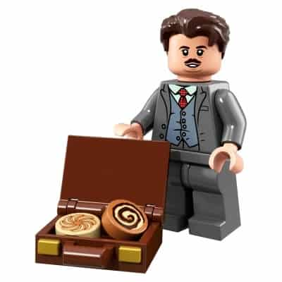 LEGO Minifigures Series Wizarding World Jacob Kowalski (Harry Potter 71022)