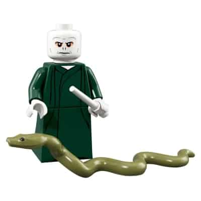 LEGO Minifigures Series Wizarding World Lord Voldemort (Harry Potter 71022)