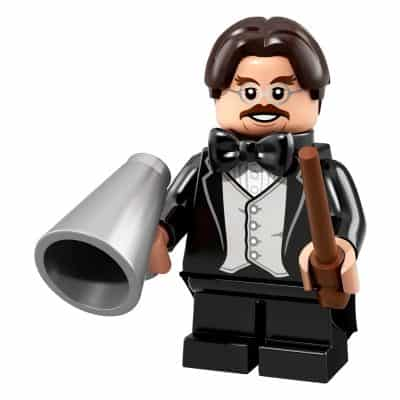 LEGO Minifigures Series Wizarding World Professor Flitwick (Harry Potter 71022)