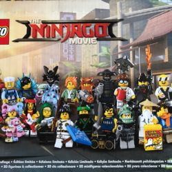 LEGO Ninjago Movie Collectible Minifigure Complete Series