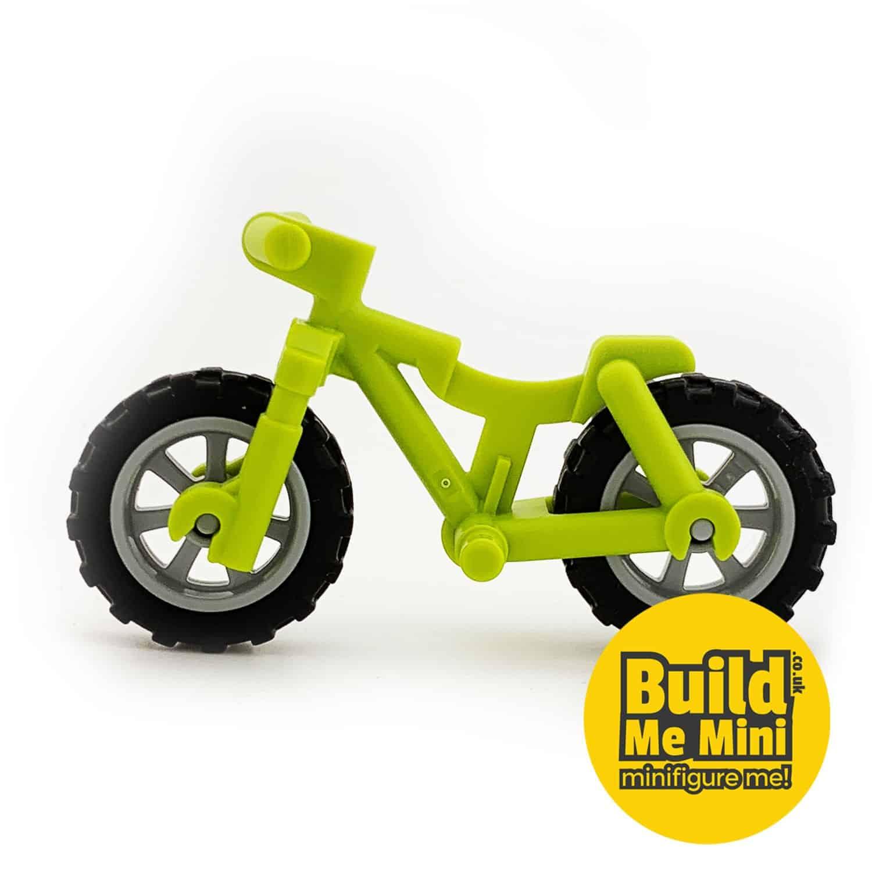 Lego Minifigure Scale BMX Bicycle (Multiple Colours)