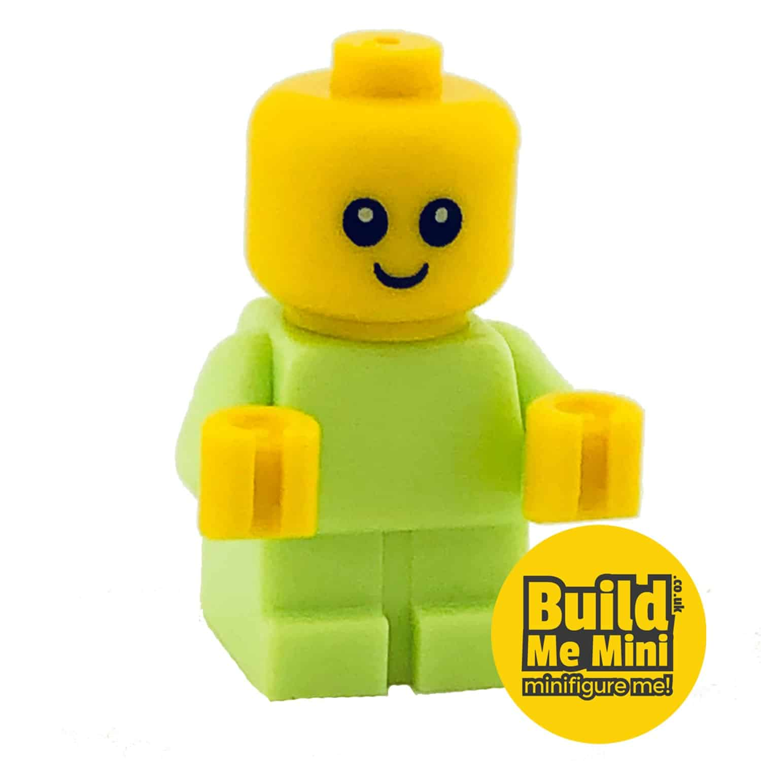 LEGO Baby with Bottle and Carrier Minifigure NEW Infant Mother Child Mini Figure