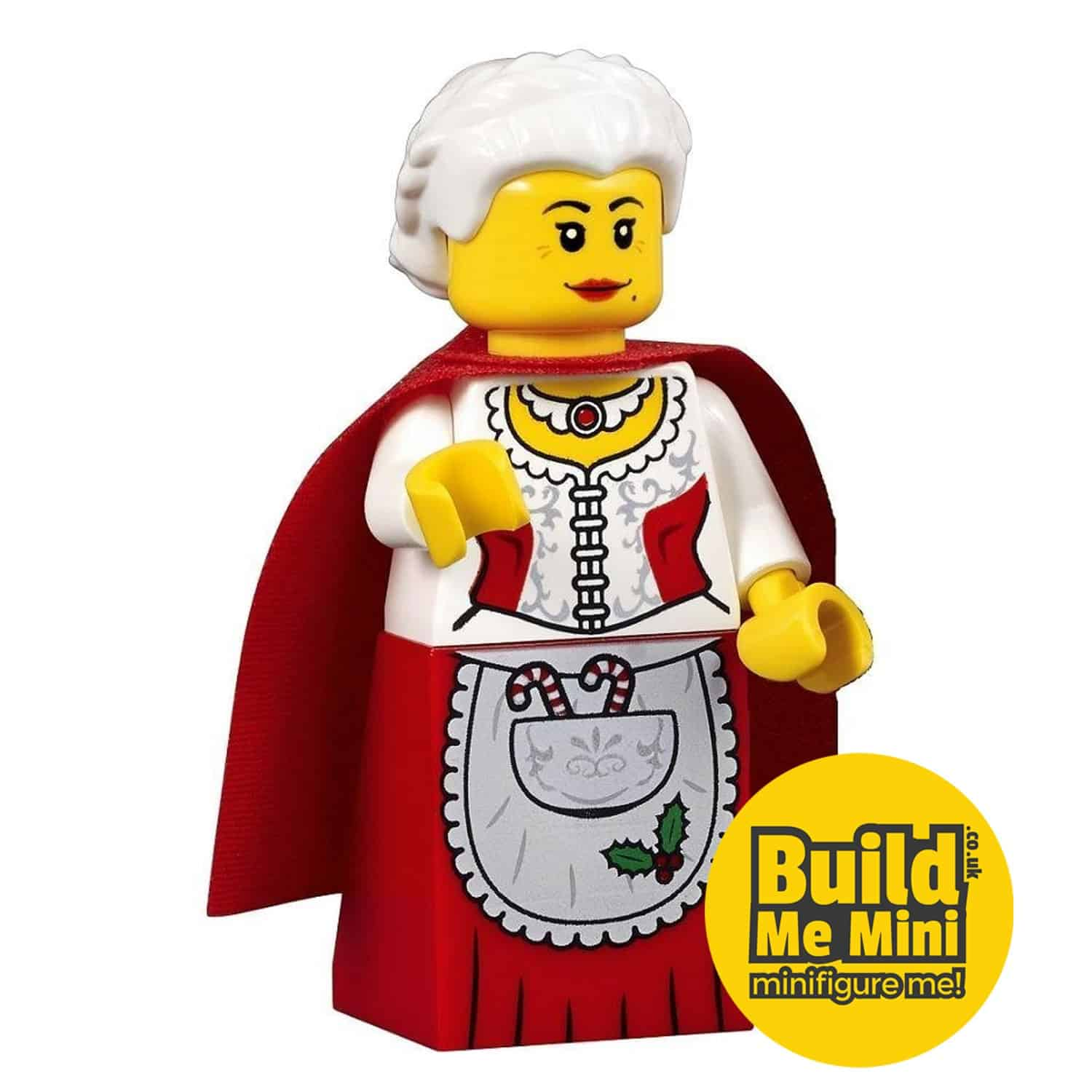 LEGO Mrs Claus Christmas