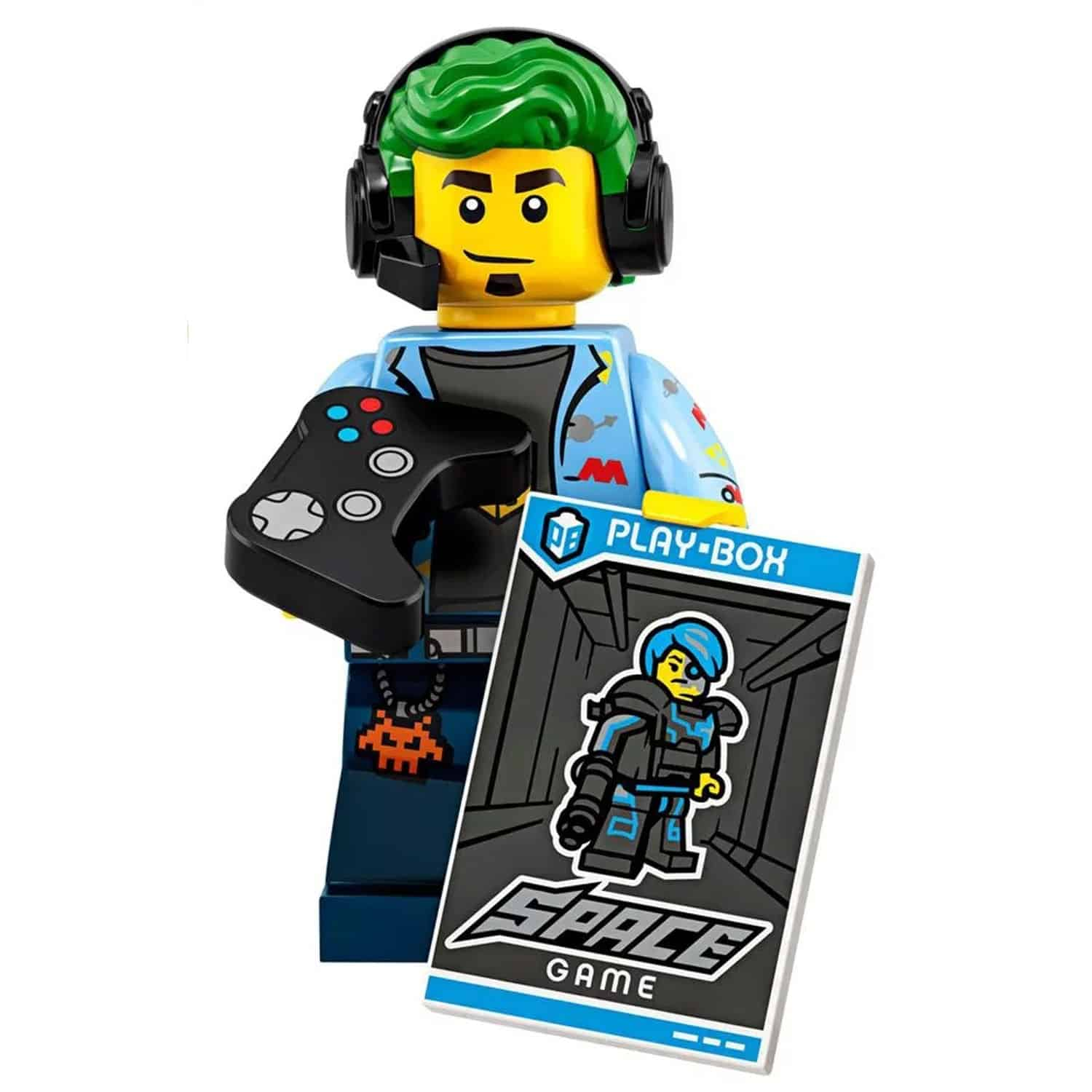 LEGO Video Gamer Minifigure – Series 19 CMF