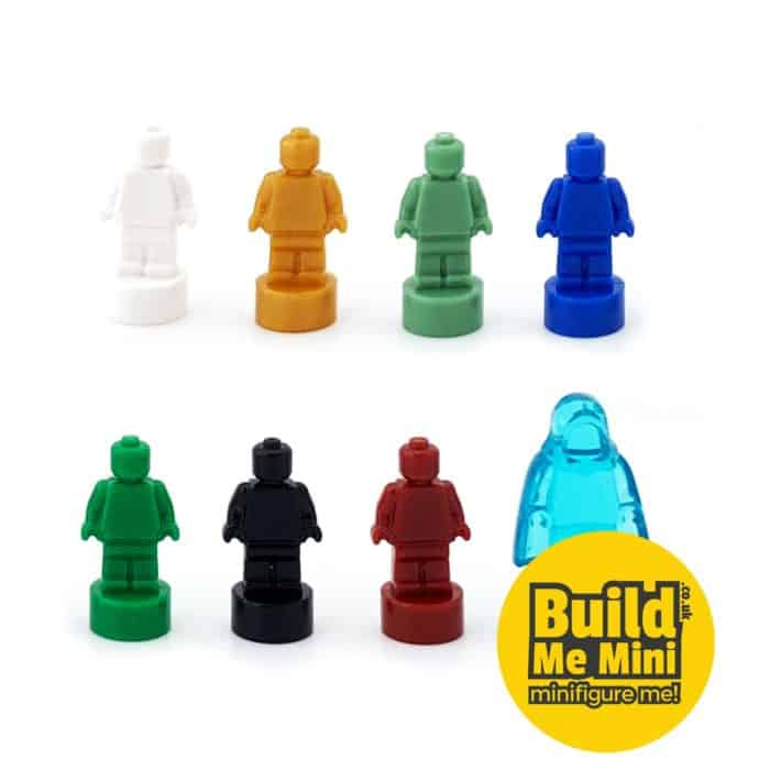 LEGO Minifigure Scale Microfigure