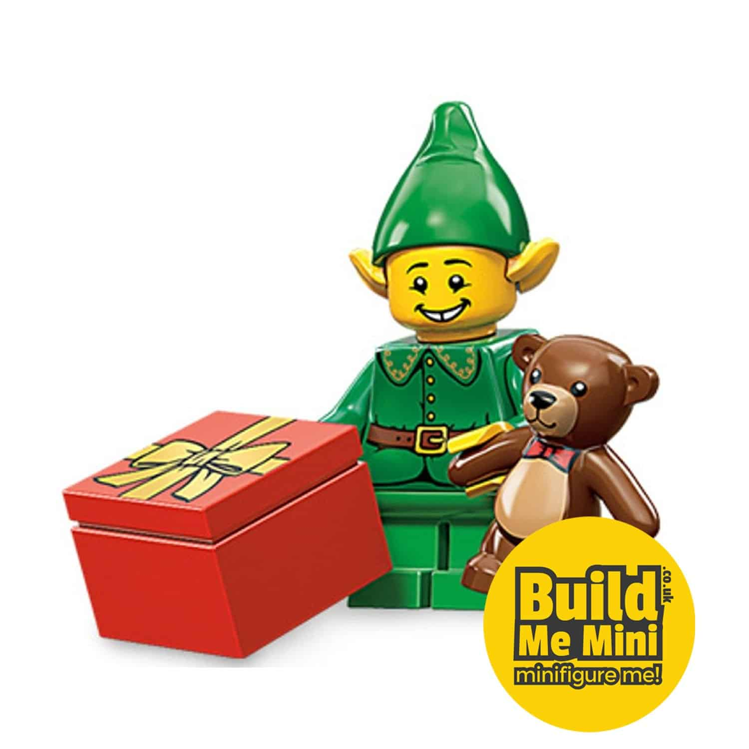 LEGO Christmas Santa's Elf Series 11