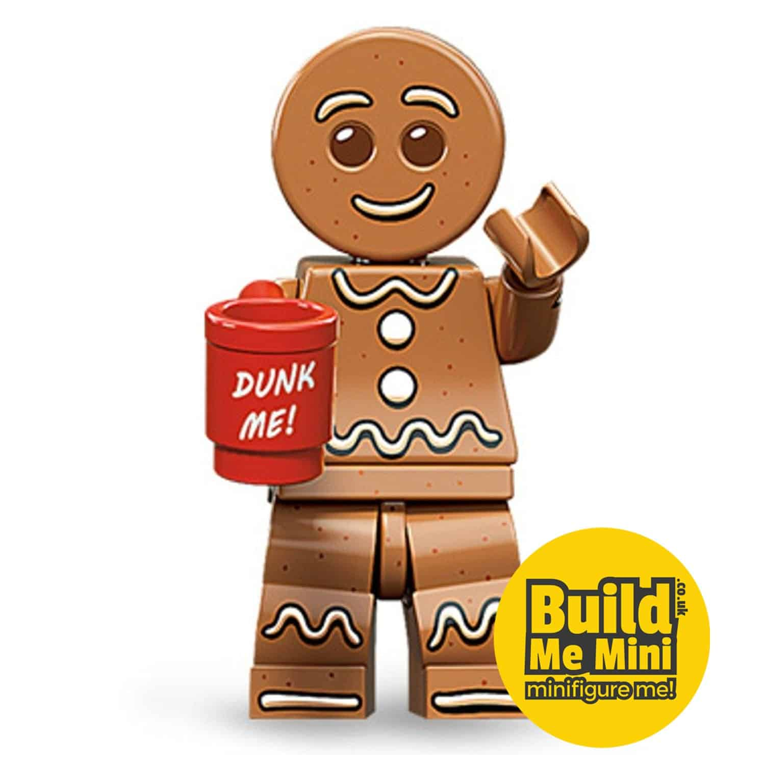 LEGO Gingerbread Man Christmas Series 11