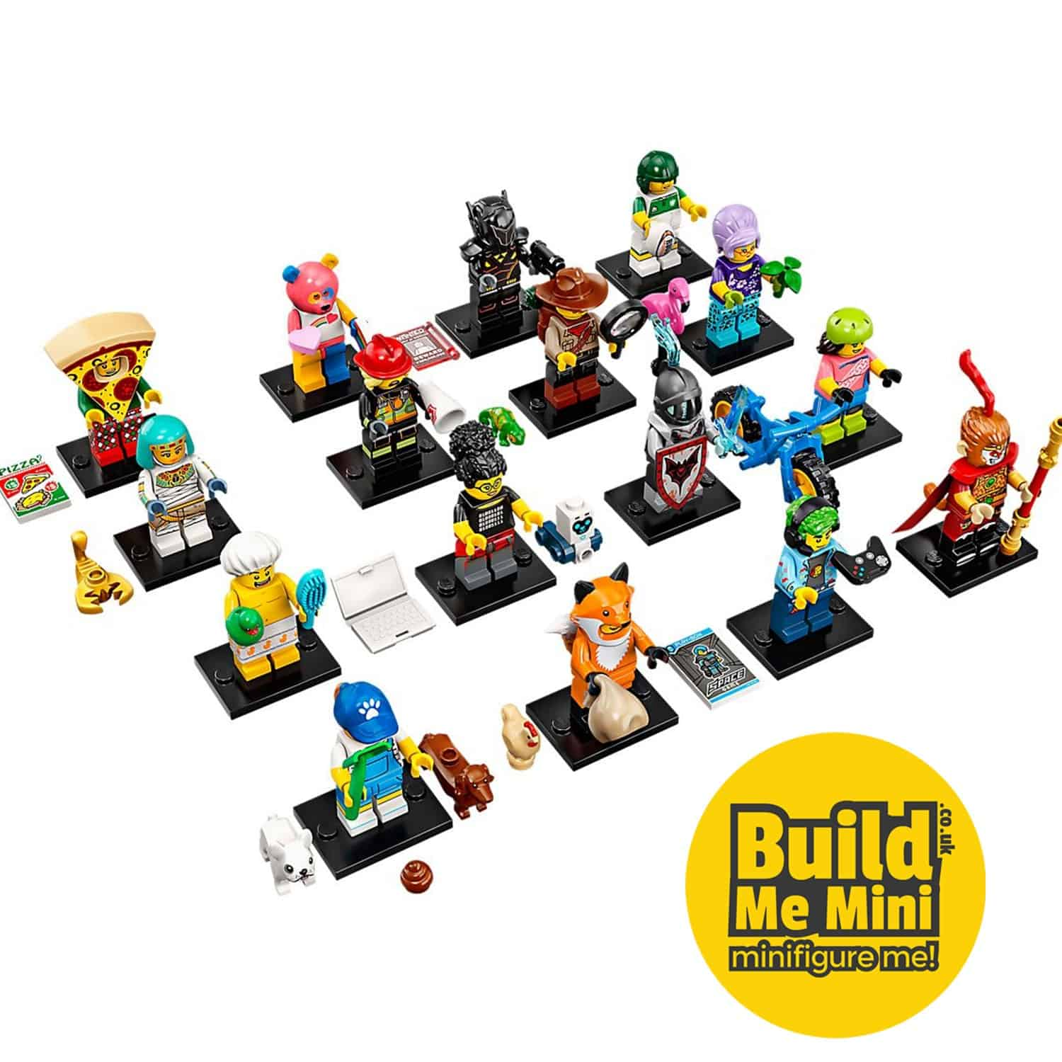 LEGO Complete Series 19 CMF