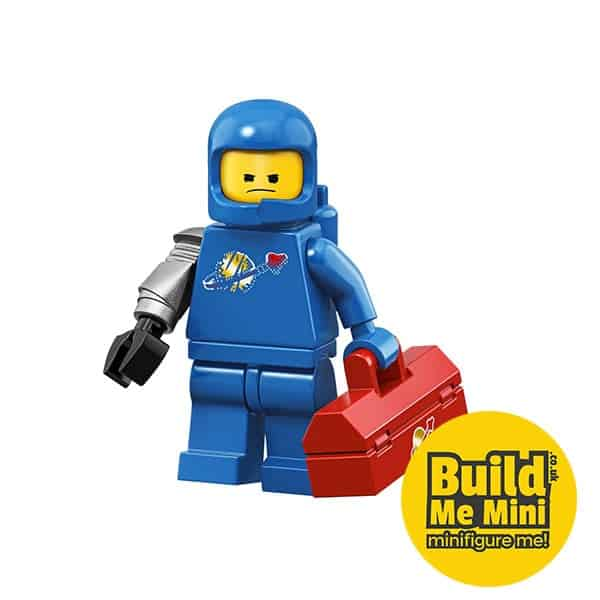 LEGO Movie 2 Minifigures Series Apocalypse Benny