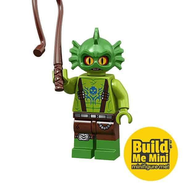 LEGO Movie 2 Minifigures Series The Swamp Creature