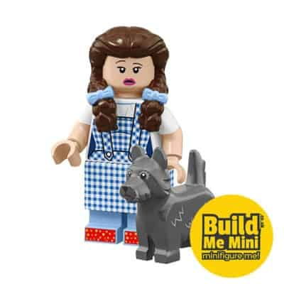 LEGO Movie 2 Minifigures Series The Wizard of Oz - Dorothy and Toto